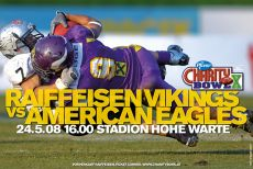 Vienna Vikings Football Club (Plakat)
