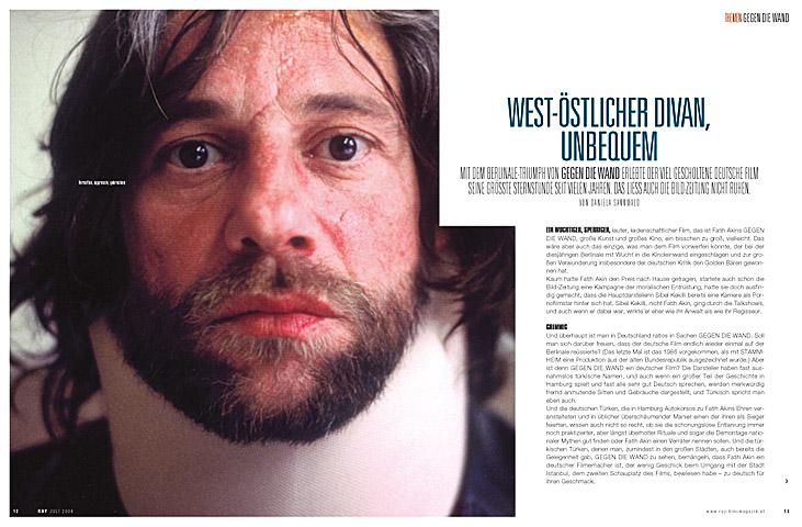 Editorial design publication design
